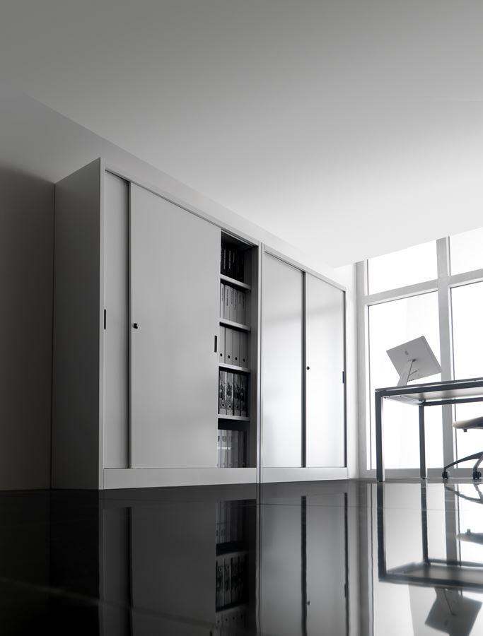 Librerie per uffici genova ma vi arredamenti ufficio for Armadi per uffici