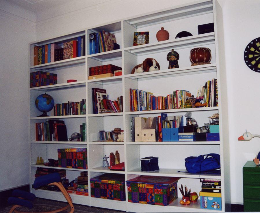 Arredamenti Per Ufficio Genova : Librerie per uffici genova ma.vi. arredamenti ufficio