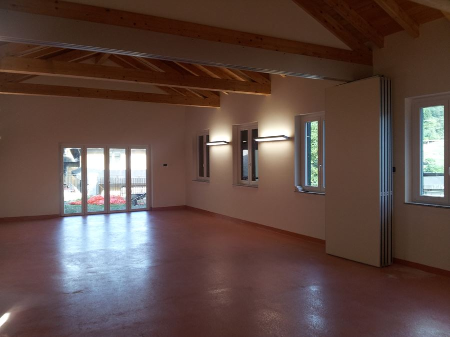 Pareti mobili scorrevoli pareti di vetro scorrevoli - Pareti divisorie mobili per abitazioni ...